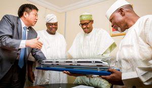 FW: Where is the Lagos - Ibadan Railway Project?