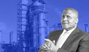 Refining Nigeria's oil: Dangote's hard fix