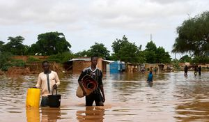 One nation, underwater: Fighting Nigeria's growing flood disaster