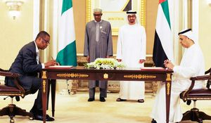 What is Nigeria's foreign policy under President Buhari?