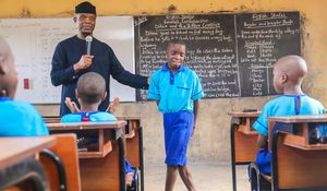 How Nigeria fails its children in their early years