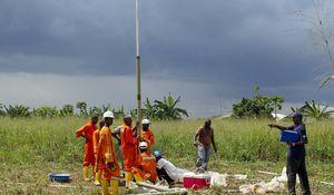Is Nigeria oil rich?