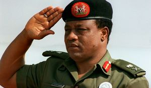 Why did Babangida cancel the June 12 elections?