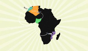 Can open sky policies improve intra-African air travel?