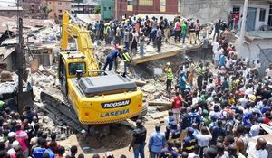 FW: Lagos Island has 1,000 defective buildings