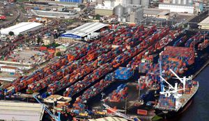 The problem with ports in Nigeria