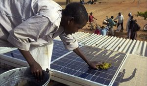 Without stable electricity, Nigerians turn to solar