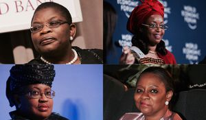 Political Superwomen (Part 1)