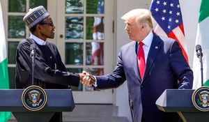 FW: Why did President Buhari meet Trump?