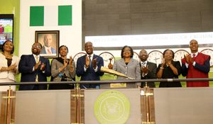 Four charts breaking down the Nigerian Stock Exchange