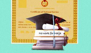 There are no jobs in Nigeria