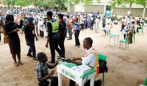 FW: INEC suspends elections in Rivers state