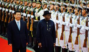 China and Nigeria