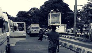 Street Hawking in Nigeria