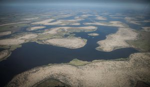 Lake Chad is shrinking, but no one seems to care