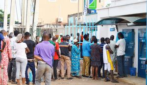 Four Charts Assessing Financial Inclusion in Nigeria