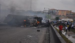 A close shave with the Otedola bridge tanker explosion