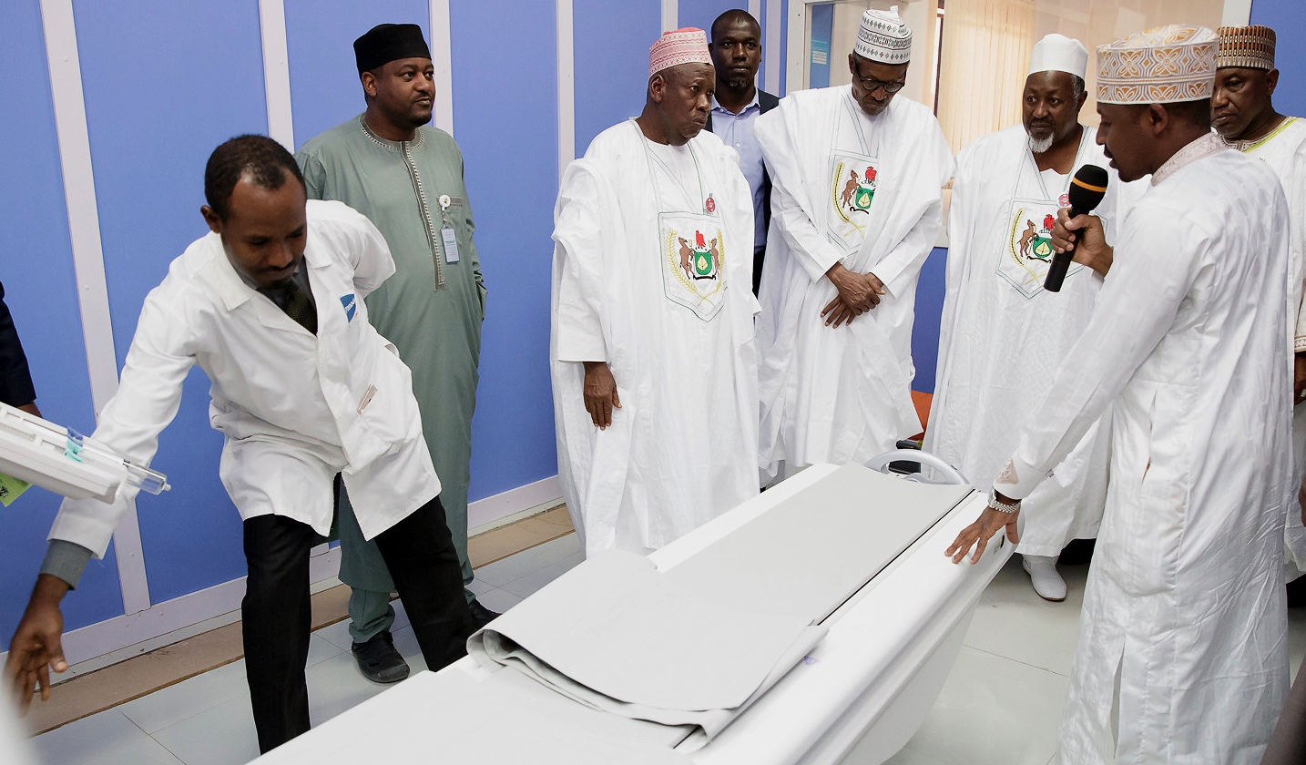 Could the coronavirus catalyse healthcare funding in Nigeria?