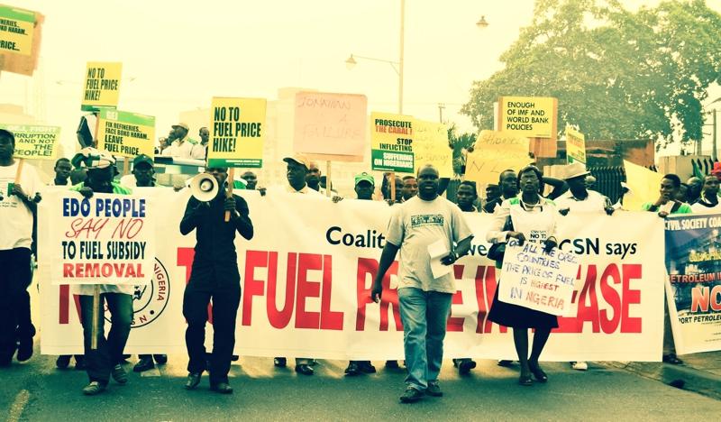Nigerians do not trust Government