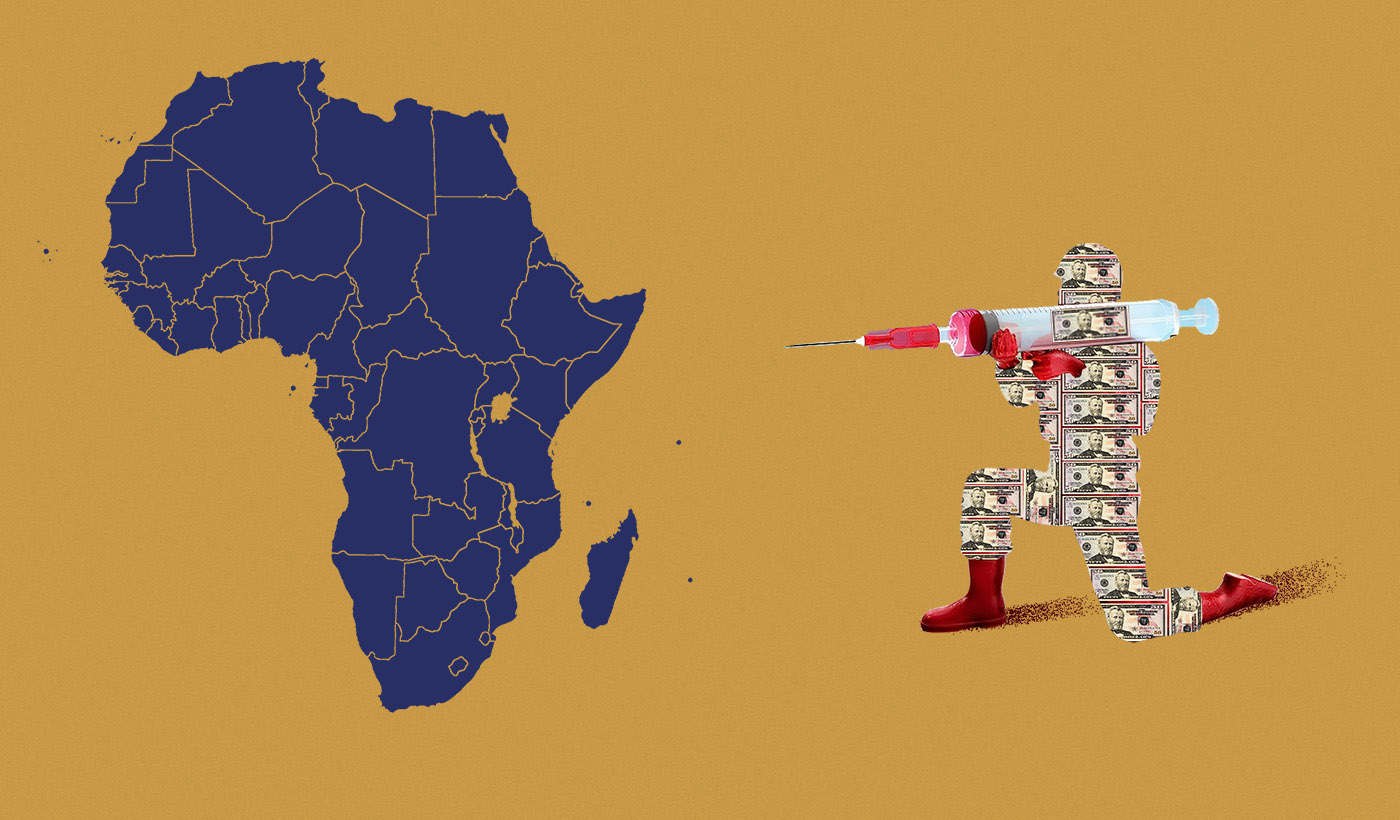 Meet one of the financiers behind Africa's high-impact projects