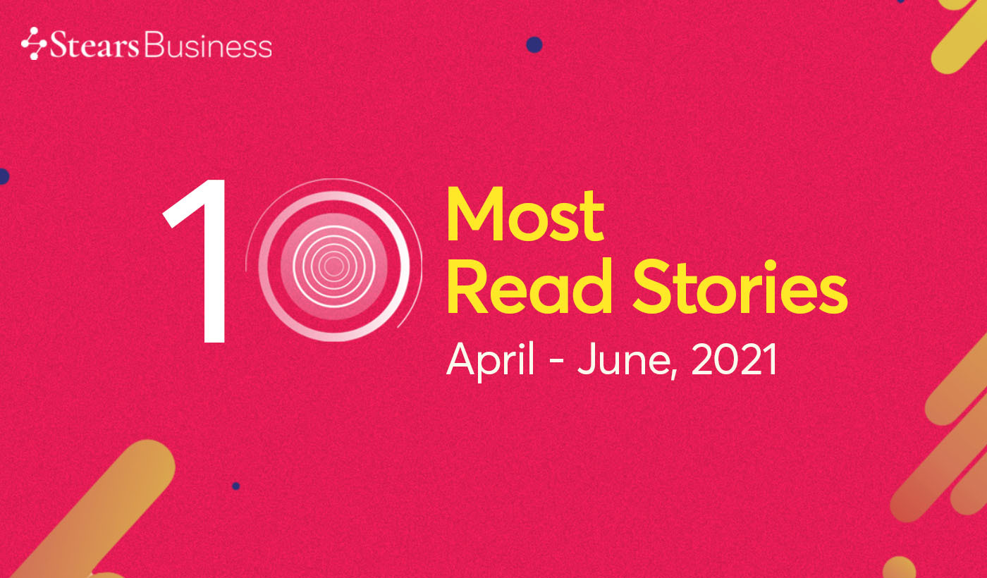 Q2 2021: Top most-read Stears Business stories