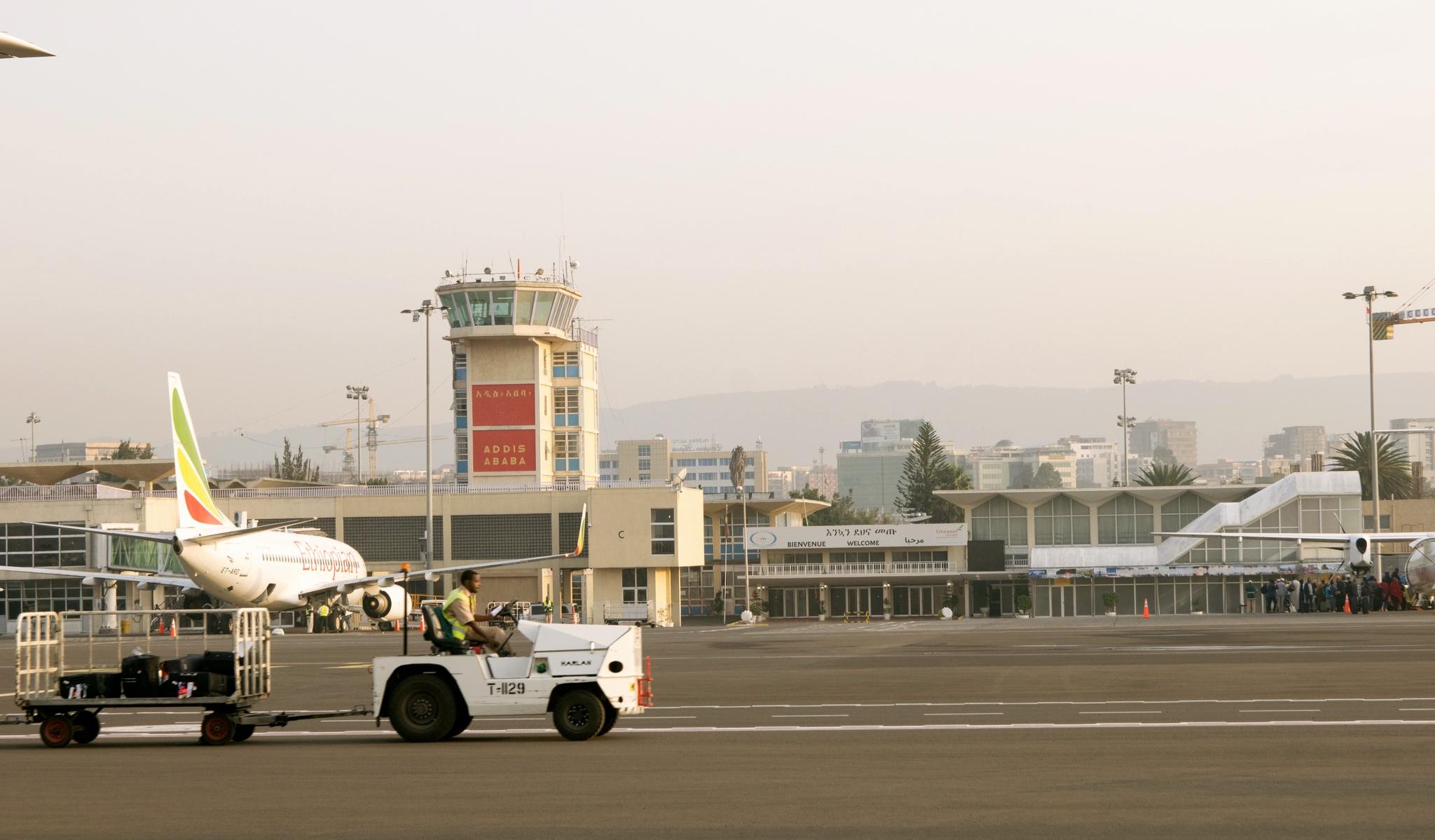 Managing the Gridlock in Nigerian Skies