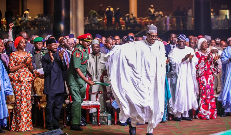FW: Breaking down President Buhari's Democracy Day Speech