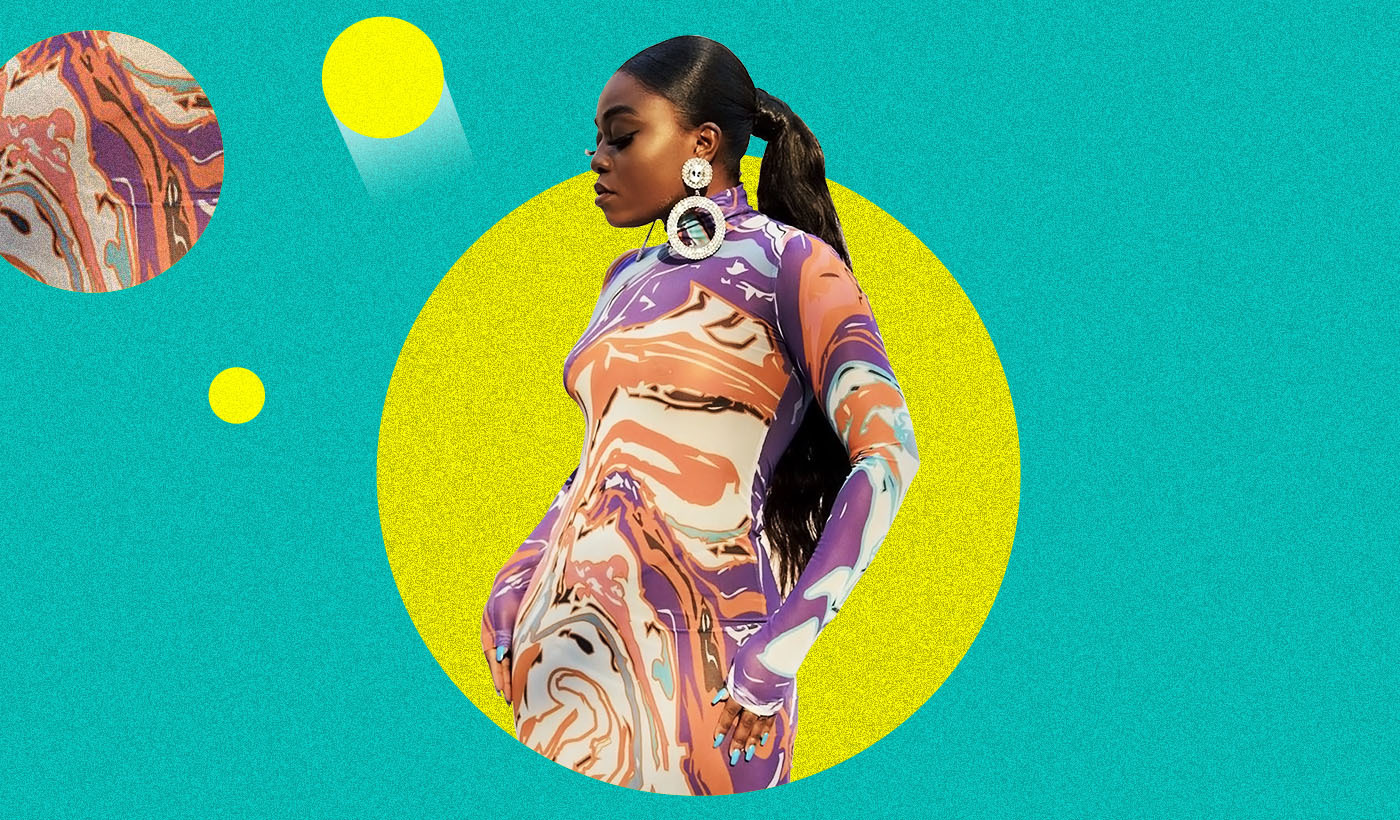 Fisayo Longe's Gaia: Making the dress of the summer