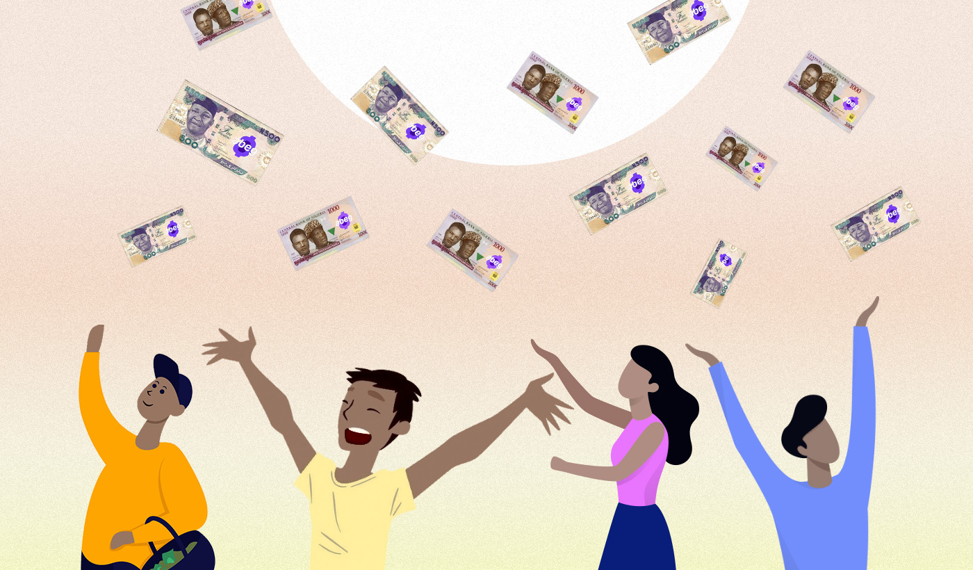 Beyond giveaways: Abeg taps into a gap in access to finance