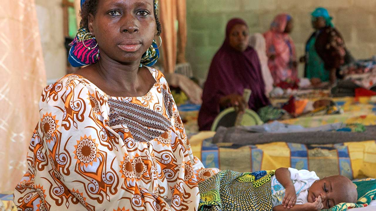 FW: What is going on in Nigeria's IDP camps?
