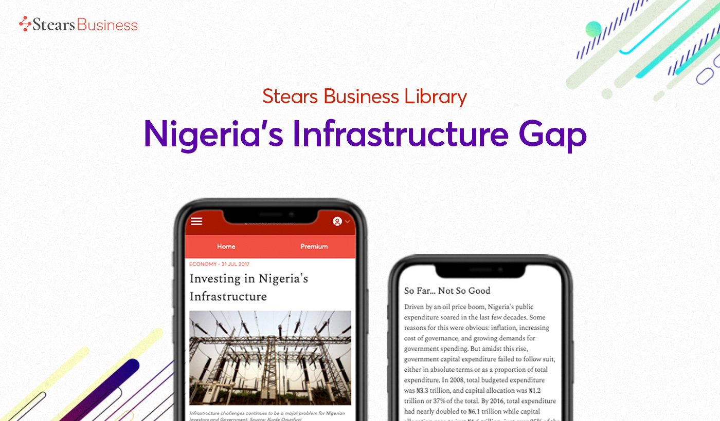 Top infrastructure articles on Stears Business