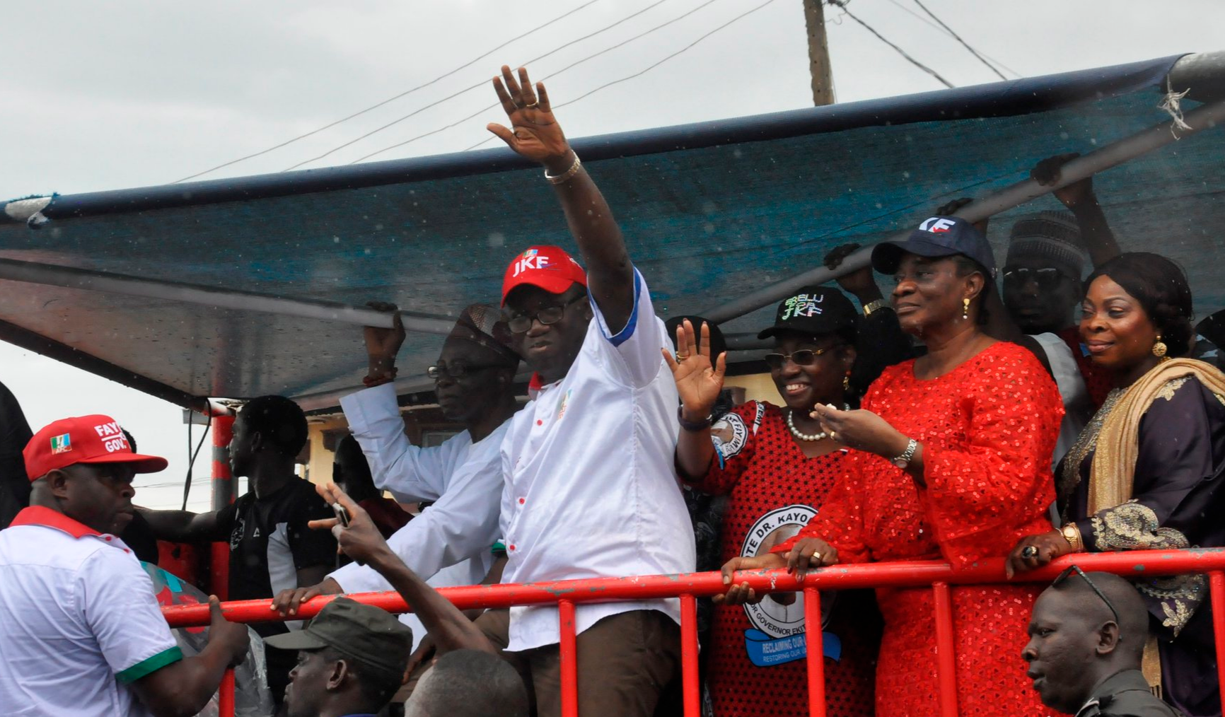 FW: Fayemi is Ekiti State's Governor - Elect