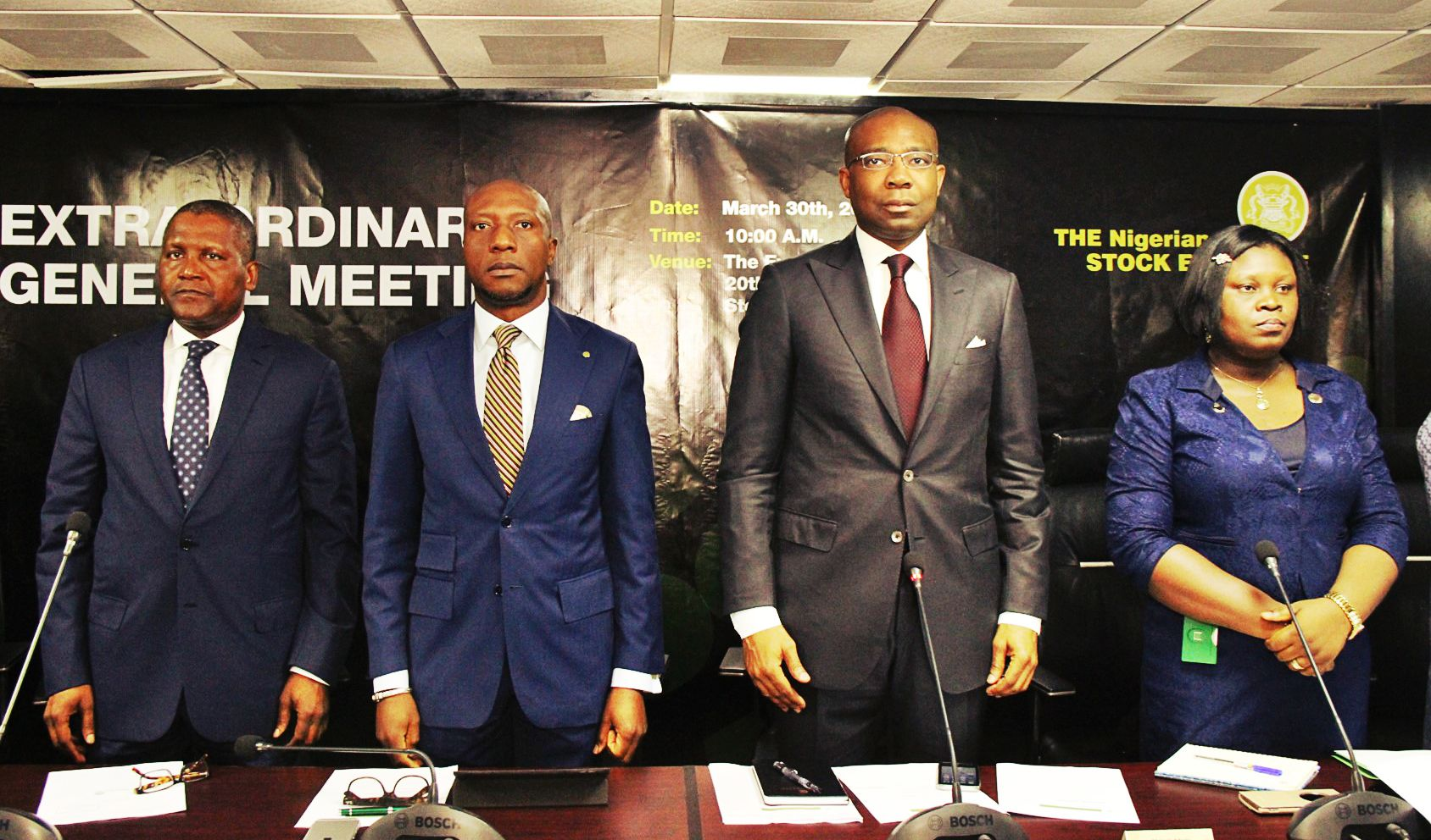 Financial Markets Under President Buhari