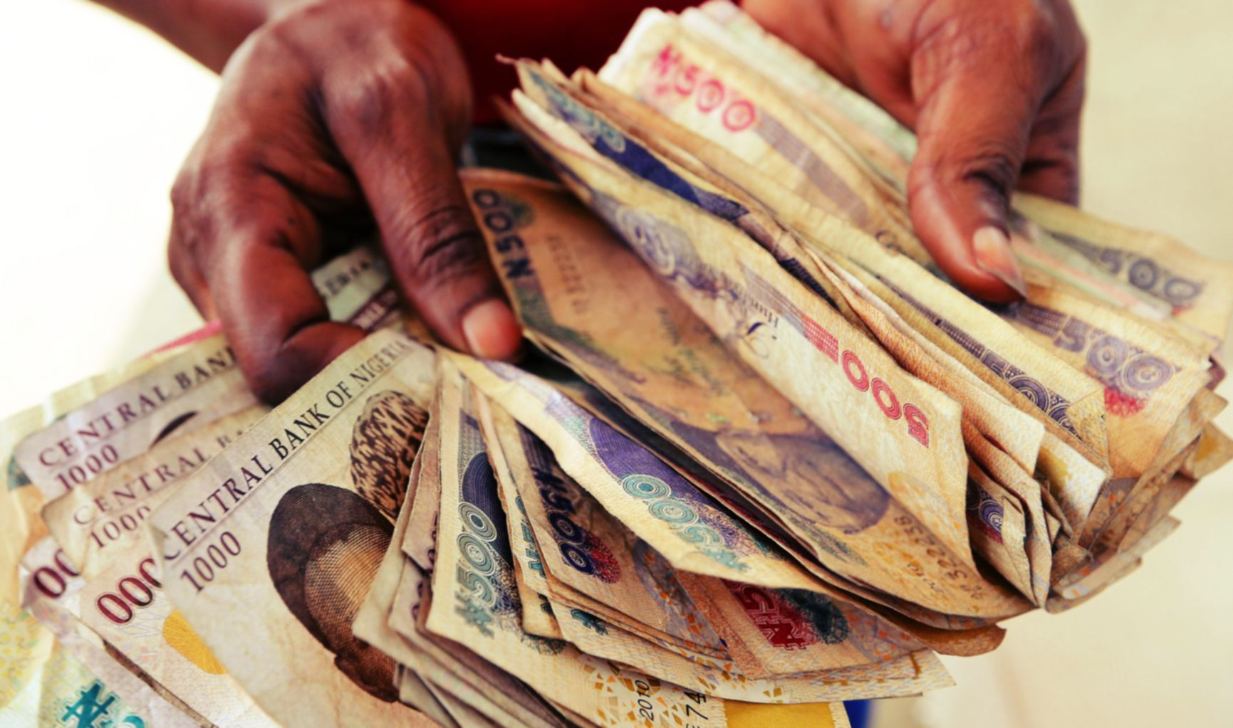 Naira out, Eco in: I