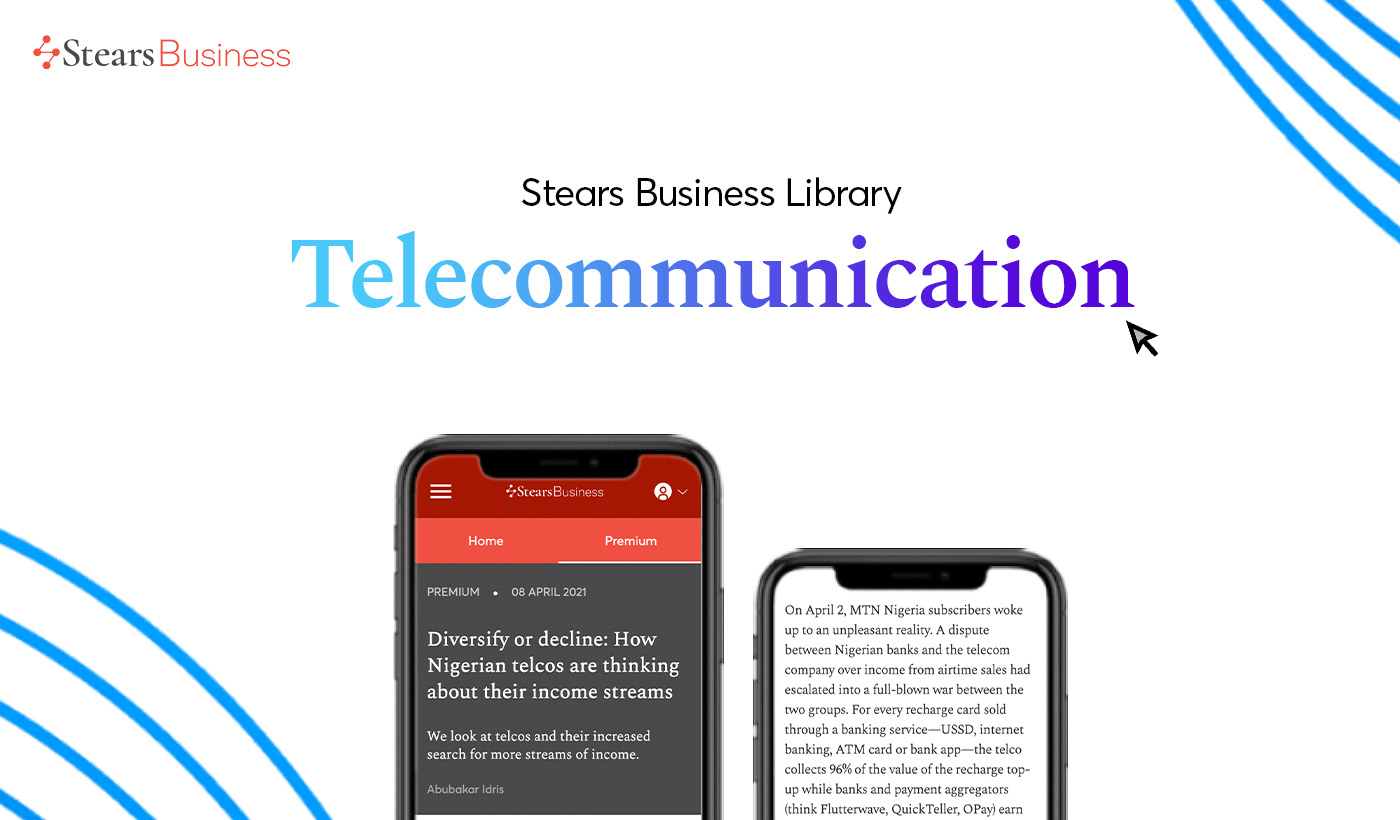 Top telecommunication articles on Stears Business