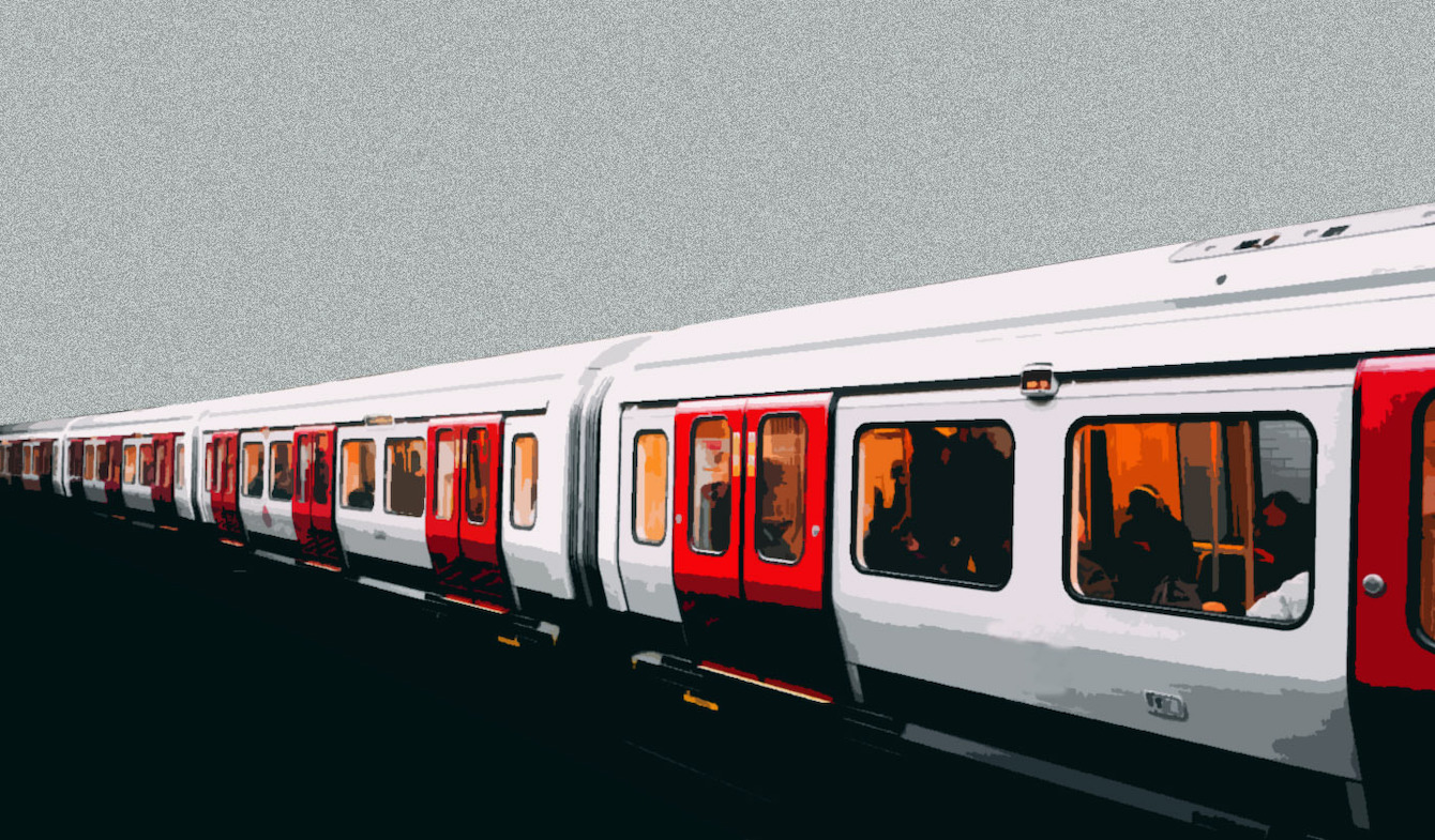 Barely chugging along: An economy without rail transport