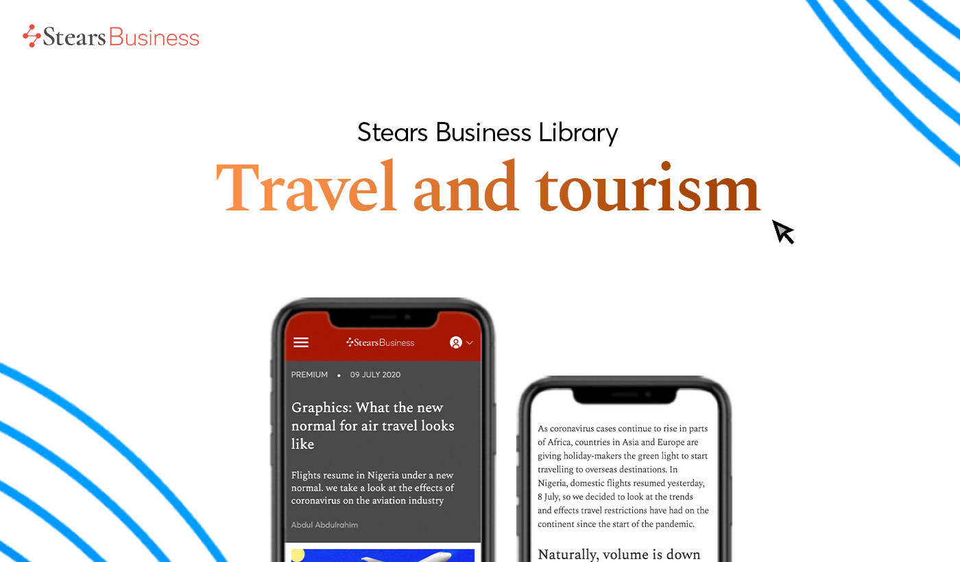Top travel and tourism articles on Stears Business