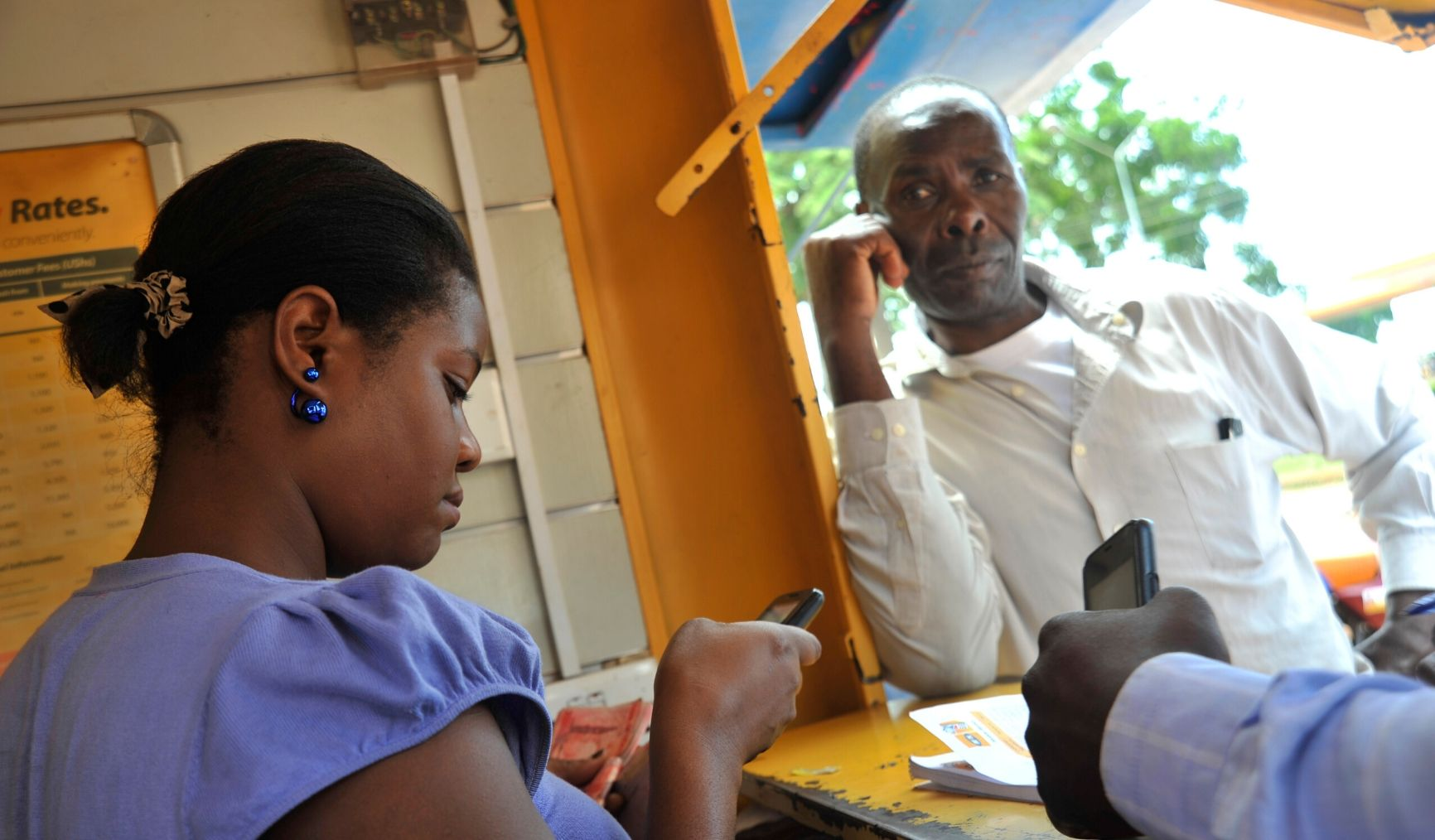Accelerating financial inclusion in Nigeria