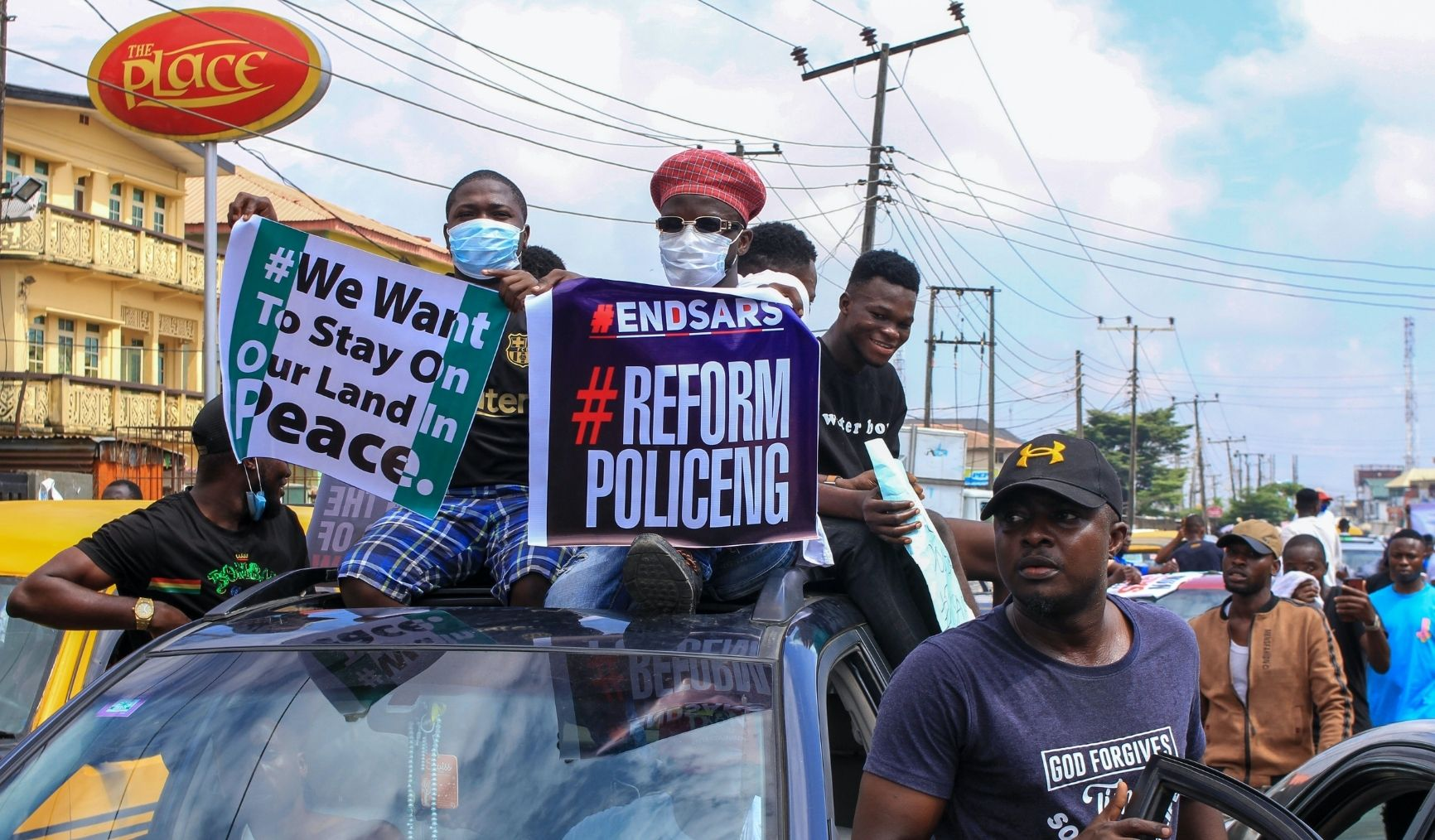 The political awakening of Nigeria's youth