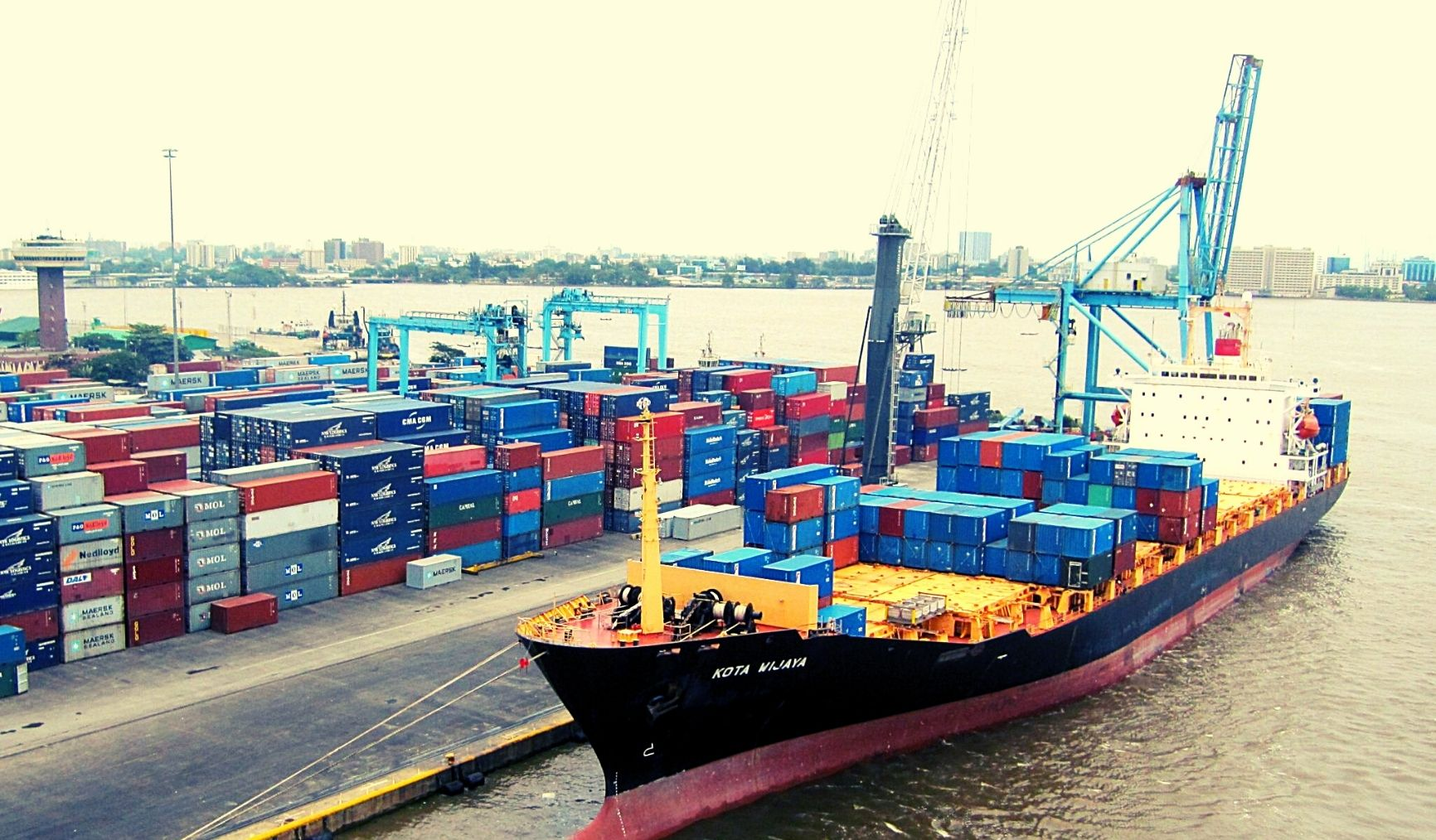 Nigeria's maritime industry: going for growth