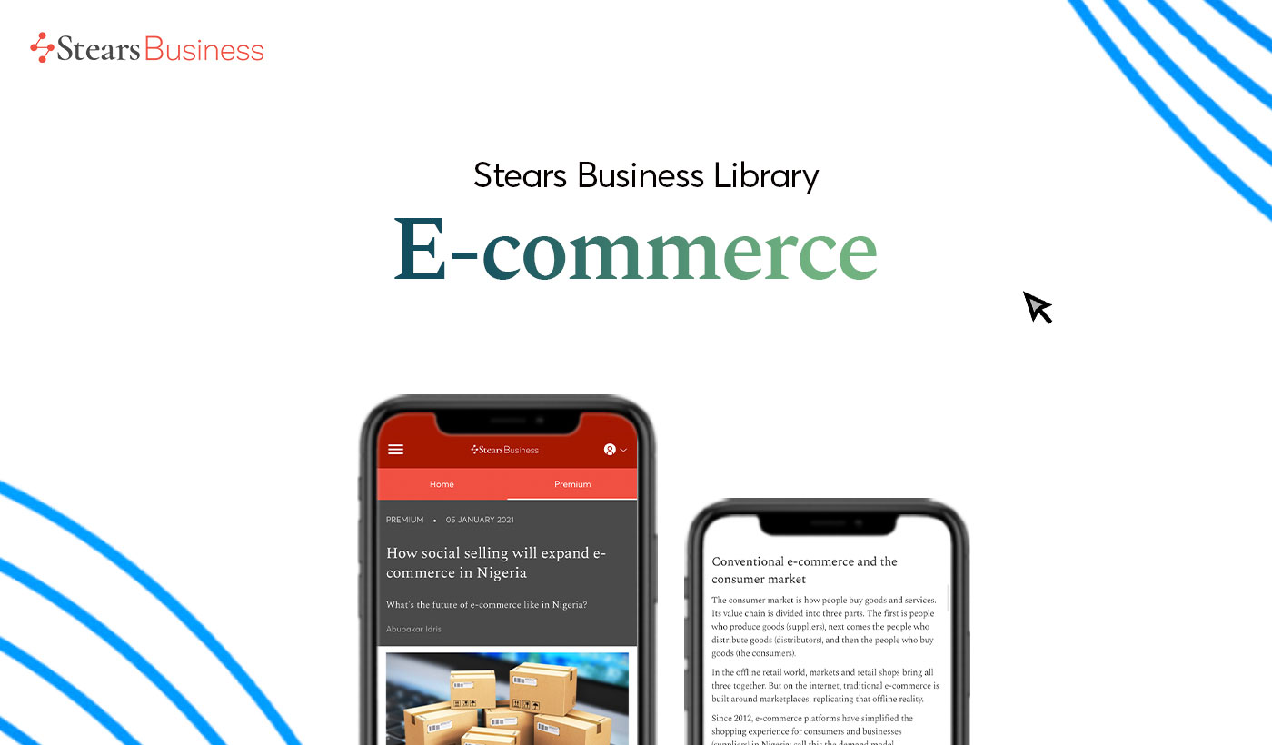 Top e-commerce articles on Stears Business