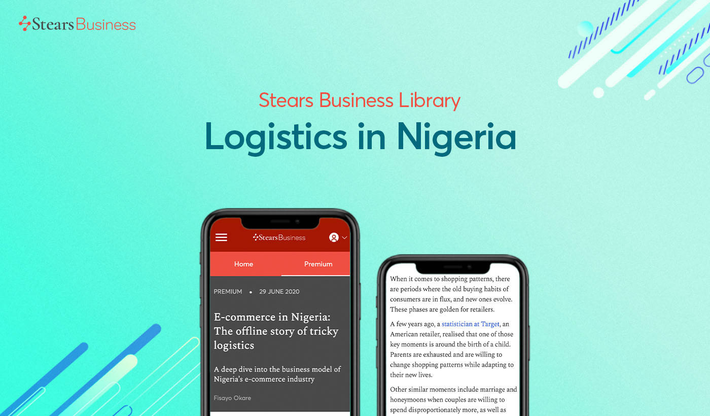 Top logistics articles on Stears Business