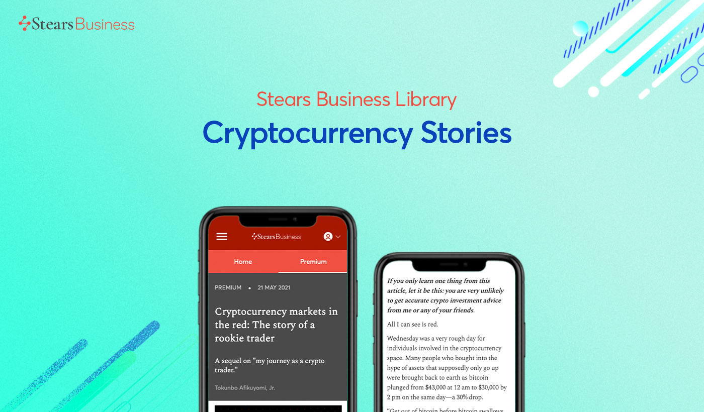 Top cryptocurrency articles on Stears Business