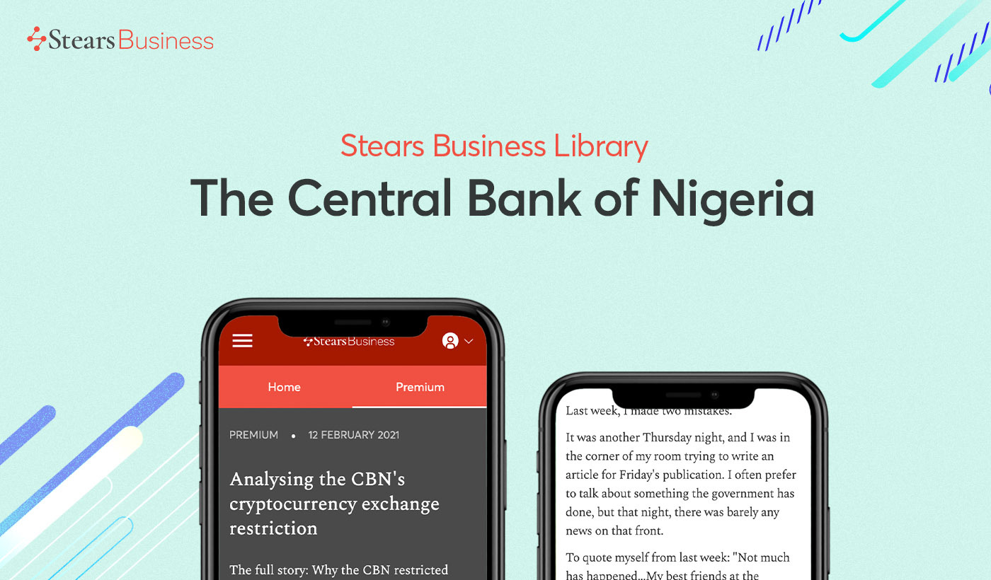 The best articles on the Central Bank of Nigeria