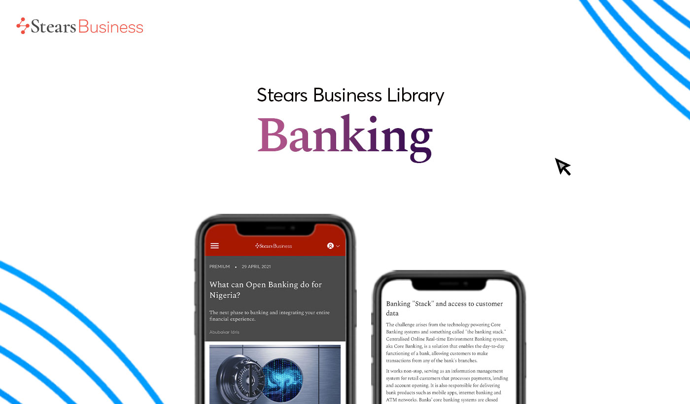 Top banking articles on Stears Business