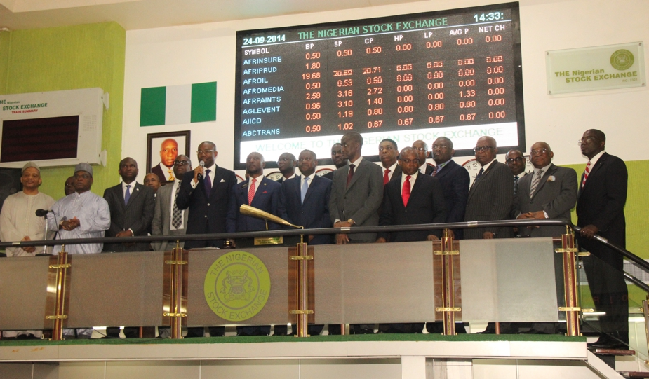 Demutualisation of the NSE