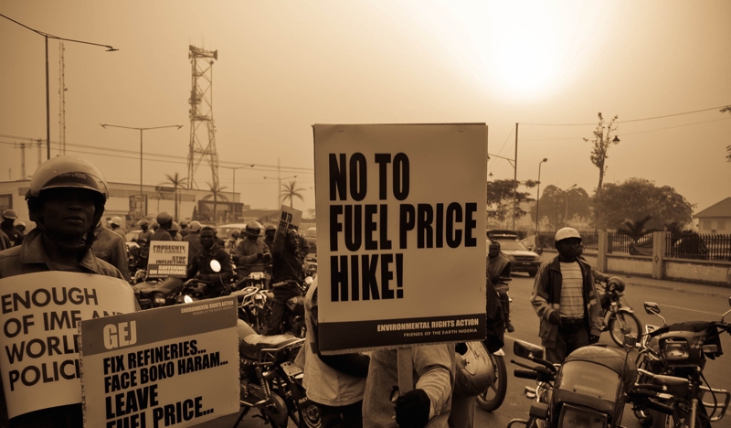Learning from the Fuel Crisis III: Fair Prices