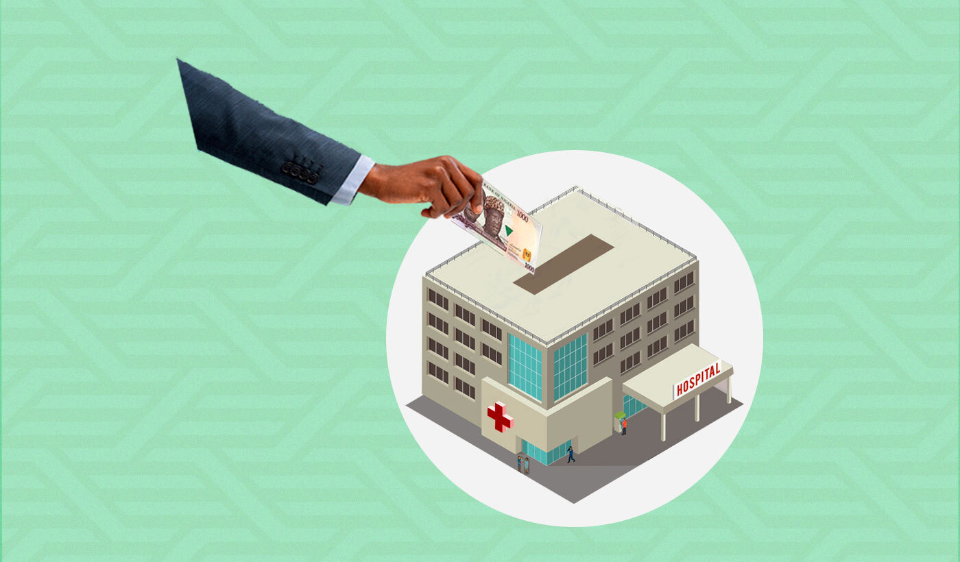 Nigeria's health infrastructure and its funding problem