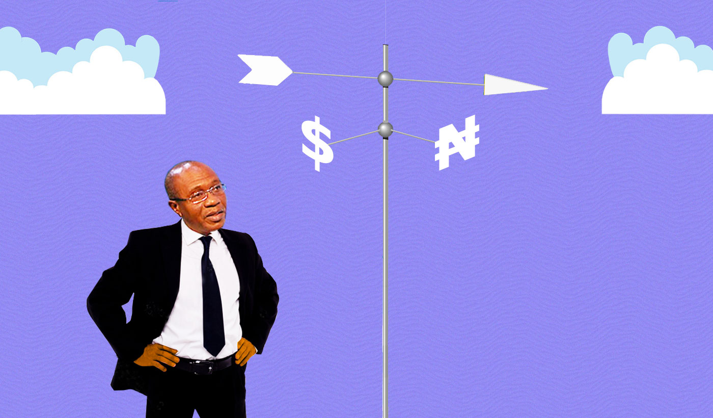 The CBN is hurting the naira, here's what they should do instead
