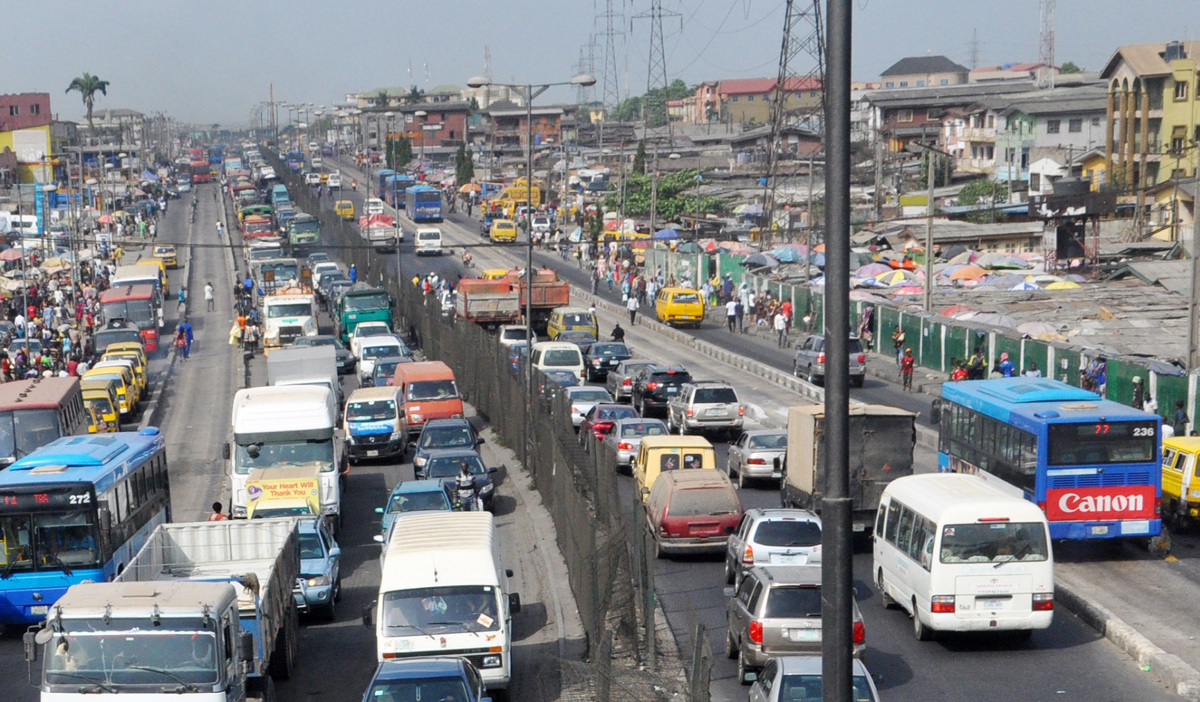 FW: Apapa Gridlock: an emergency?
